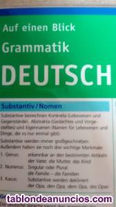 Clases de iniciación al alemán