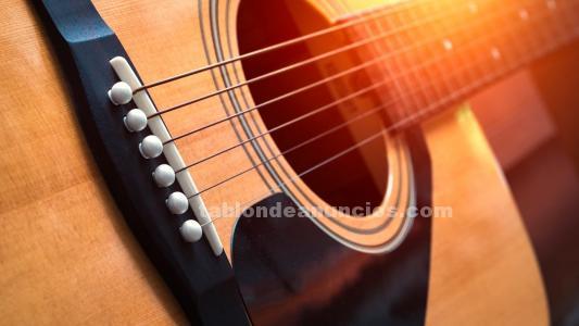 Clases particulares de guitarra clásica