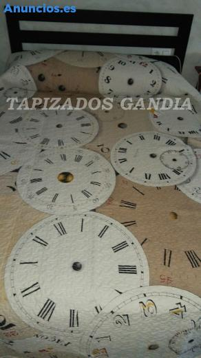 Colchas Para Camas De 90- TAPIZADOS GANDIA