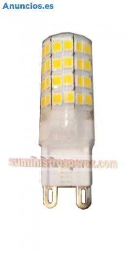 G9 LED 5W K LUZ FRIA O NEUTRA