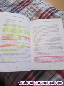 Libros de derecho.