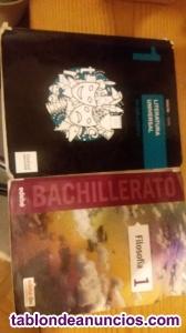 Libros de texto º eso y 1º bachiller