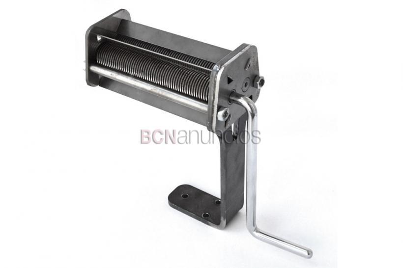 Máquina manual para cortar papel, hojas de té, hierbas etc