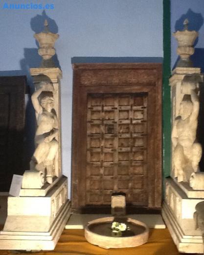 Pilares, Columnas Para Portada En MáRmol Travertino