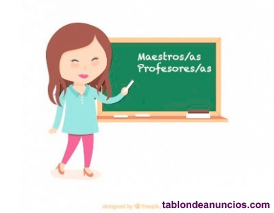 Profesora clases particulares