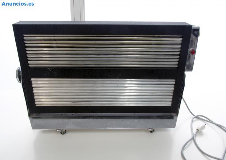 Radiador EléCtrico Vintage Marca Blackori Patentado En