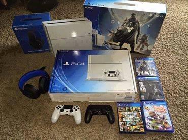 Sony PlayStation4 incluso 4 Juegos €150 promoción Navidad