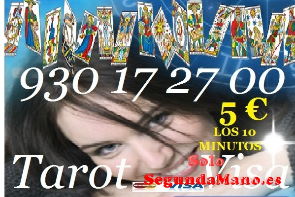 Tarot Visa Barata/Tarotistas/9 Euros los 30 Min