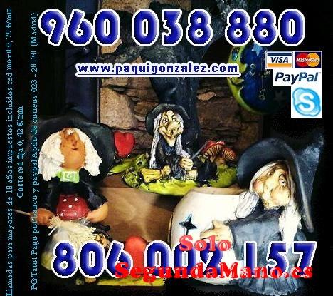 Tarot economico de Paqui Garcia
