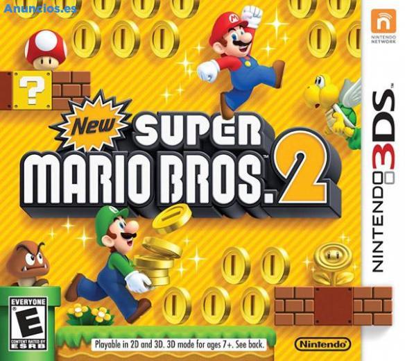Vendo Juego De 2ª Mano Para Nintendo 3DS A 34 '�