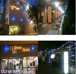 luces de navidad decoracion iluminacion guirnaldas cortinas