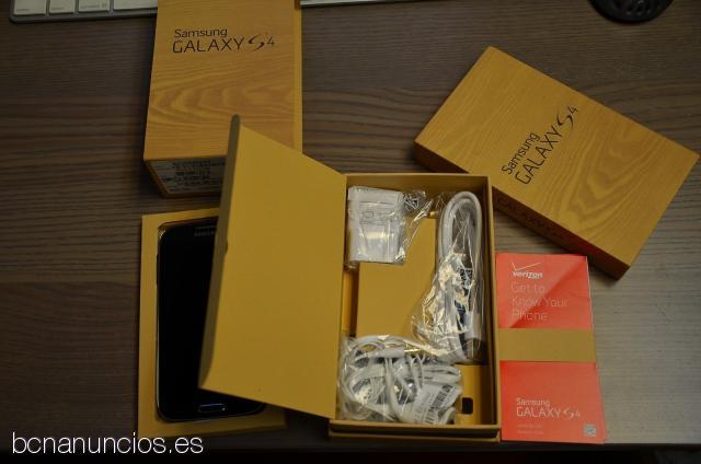 nuevo Samsung Galaxy S4 32GB (Garantía,desbloqueado y