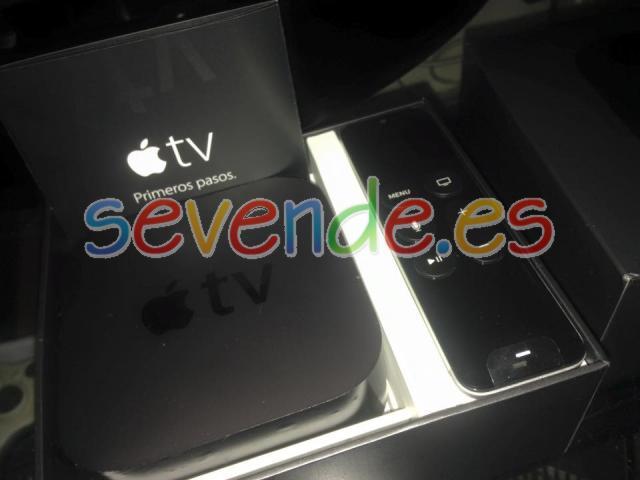 APPLE TV 64GB NUEVO A ESTRENAR