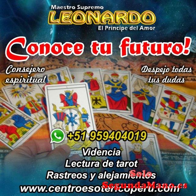 ASTROLOGO Y VIDENTE LEONARDO