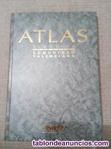 Barato-- vendo atlas tematico de la comunidad valenciana