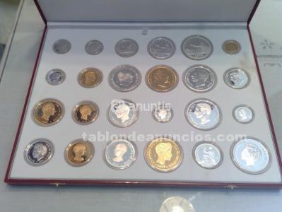 Coleccion historia de la peseta.