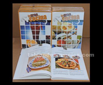 Gran cocina: paso a paso. 10 tomos (nueva)