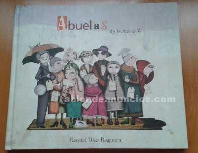 Libro abuelas de la a a la z (lumen ilustrados)