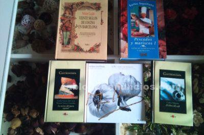 Libros de cocina de barcelona arguiñano y santi santamaria