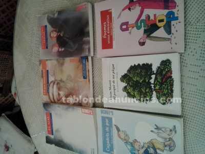 Libros de lectura varios