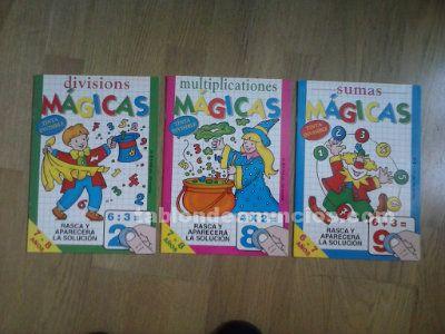 Libros infantiles magia