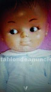 Muñeco copito de famosa años
