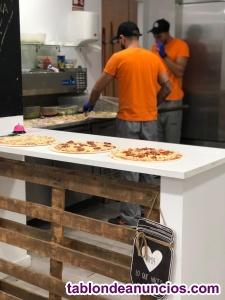 Se traspasa excelente pizzeria