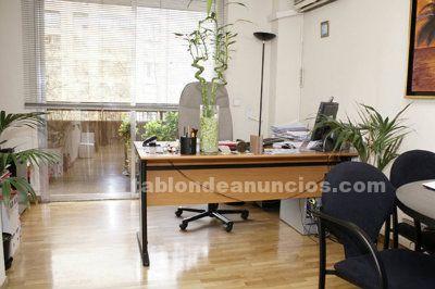 Su oficina en madrid por 100 euros