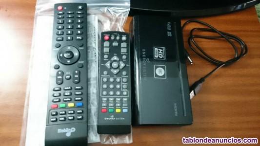 Televisor samsung de 32 pulgadas + mando universal +tdt y su