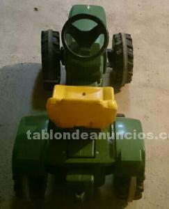 Tractor pedales,john deere replica ,como nuevo