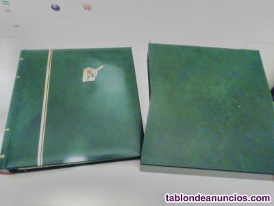 Vendo album coleccion sellos españa