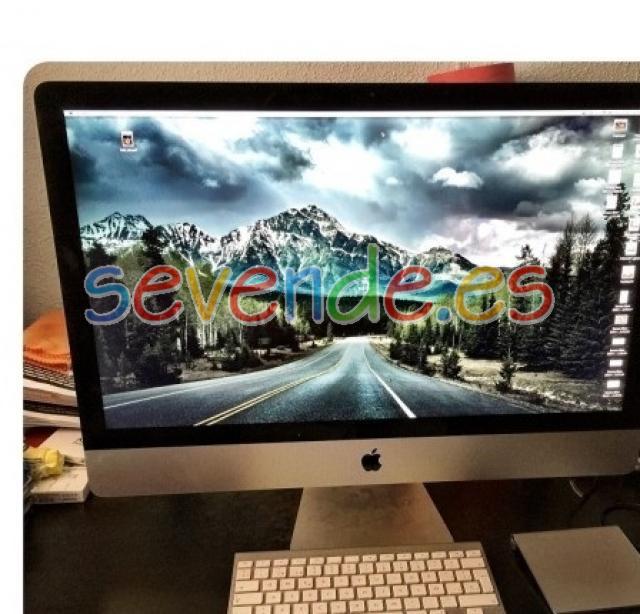 iMac 27 i7 3 5GHz 16GB RAM Geforce GXT 780M 4