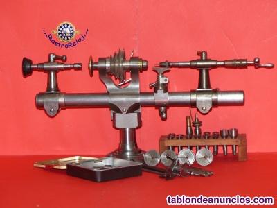 ,torno de relojero lorch 6 mm,,,dos contrapuntos,,,
