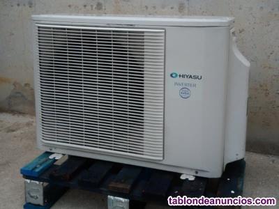 Aire acondicionado inverter hiyasu