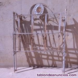 Cama antigua 100x185cm