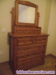 Conjunto muebles dormitorio