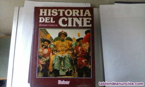 Historia del cine de román gubern