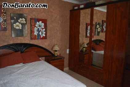 Muebles habitación matrimonio