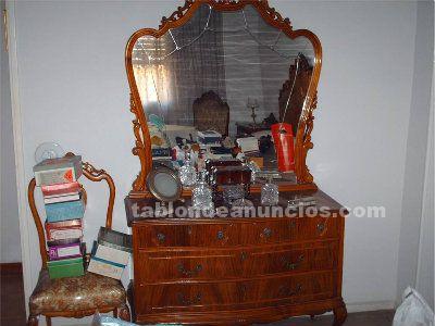 Oferta - comoda con espejo vintage