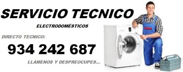 Servicio Técnico Electrolux Castellar del Vallès Tlf.