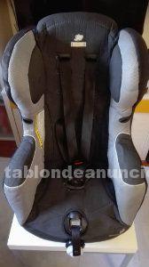 Silla de coche bebé confort iseos color gris