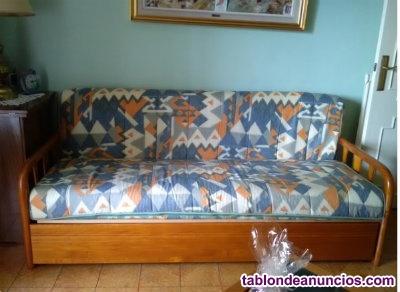 Vendo sofa cama nido