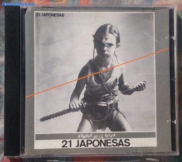 21 Japonesas - Hombre De La Selva (Nola, )