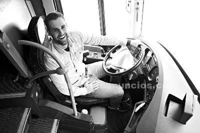 6 conductores de autobús para alemania - hessen