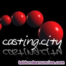 Buscando una empleada de la agencia de casting