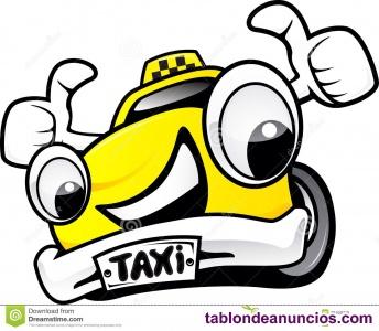 Chofer de taxi.
