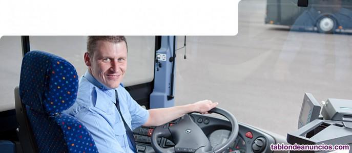 Se buscan conductores de autobús para la ciudad de leipzig,
