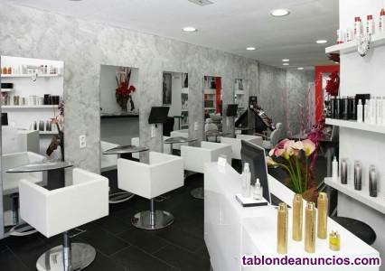 Se precisa ayudante de peluquería y estética