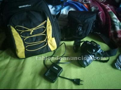 Se vende cámara canon 500d