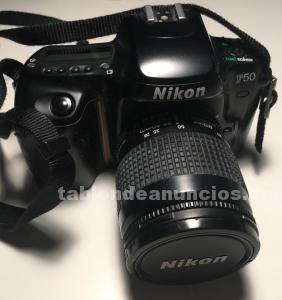 Vendo cámaras refles digital y analógica